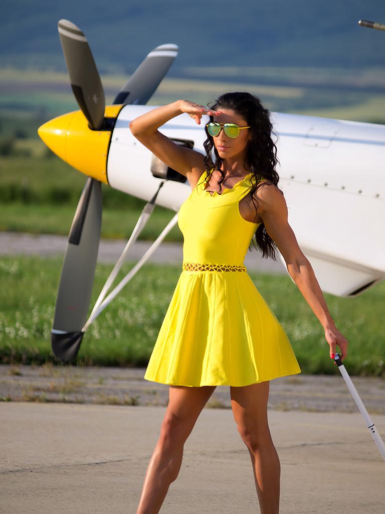 Biliana Yotovska_fotoshoot_moda_letiste