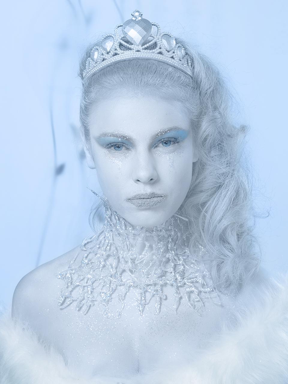 Тематична фотосесия -Ледена кралица