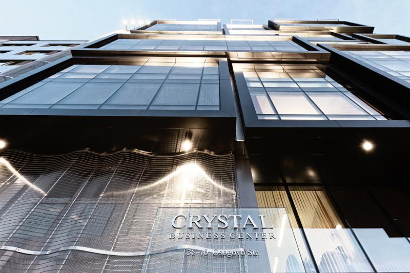 офис сграда Crystal-business-center